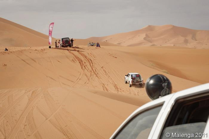 photo 4X4 desert rallye cap femina 12